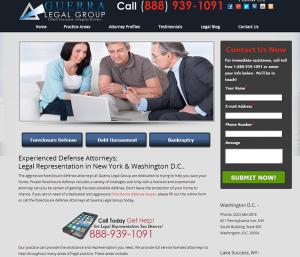 attorney web design company