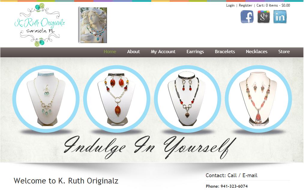 ecommerce website design florida
