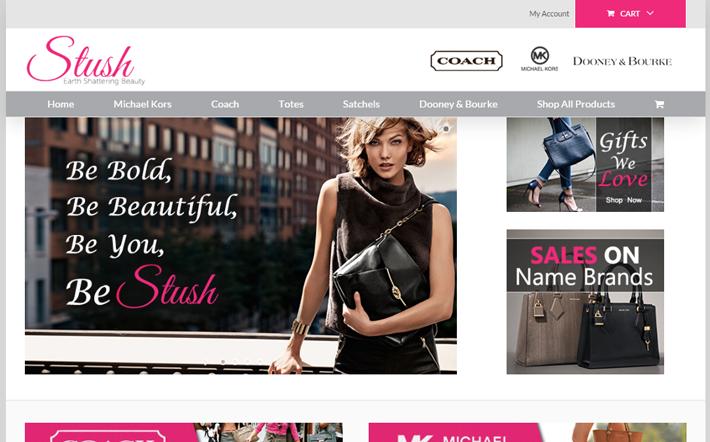 eCommerce website design Sarasota