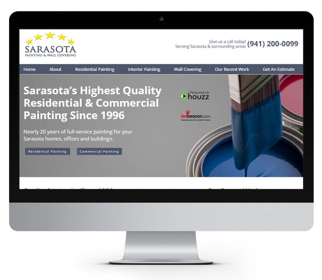 website development Sarasota