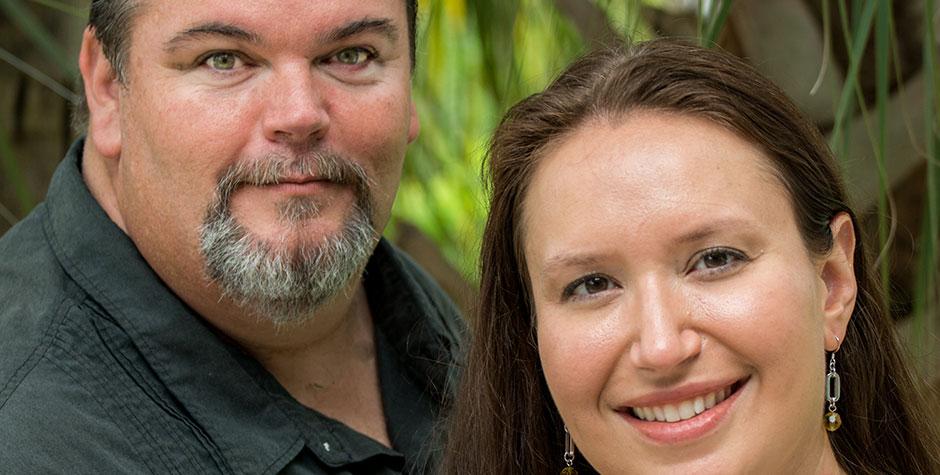 David Wilson & Bonnie Harmsen