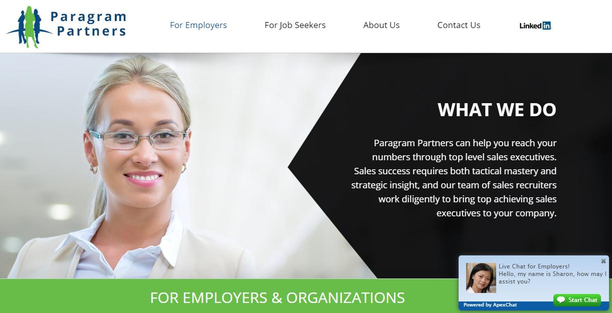 corporate website design FL